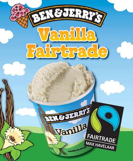 fair-trade vanilla